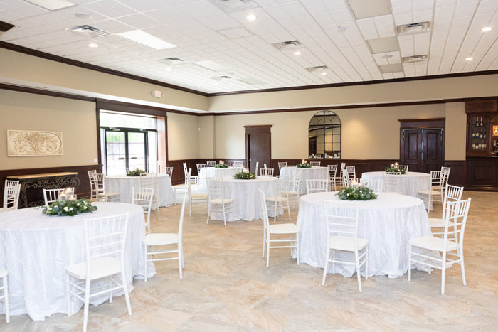 Stillwater Wedding Venue - Indoor Wedding and Event Reception Event Hall